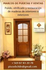 Pulidos Y Vitrificados De Parquet/tablas/maderas Etc.