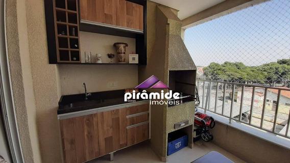 Apartamento Com 2 Dormitórios À Venda, 64 M² Por R$ 290.000,00 - Jardim Oriente - São José Dos Campos/sp - Ap11936