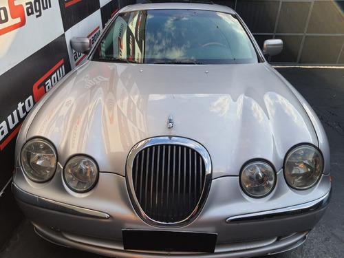 Imagem 1 de 10 de Jaguar S Type 3.0 Awd Blinda