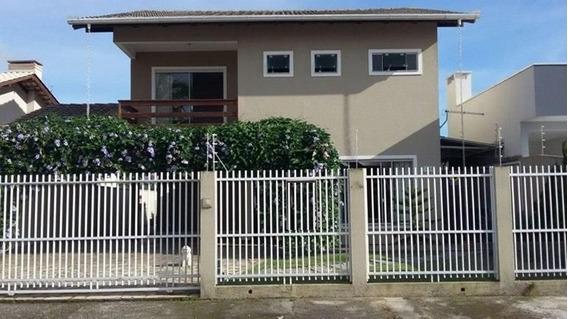 Casa Ampla Em Rua Calma Em Porto Belo No Bairro Perequê - 546