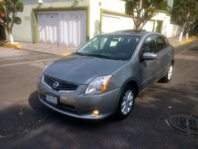 Nissan Sentra Elite Piel 2012 En Muy Buenas Condiciones!