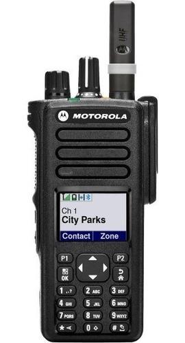 Radio Portátil Motorola Mototrbo Dgp8550e