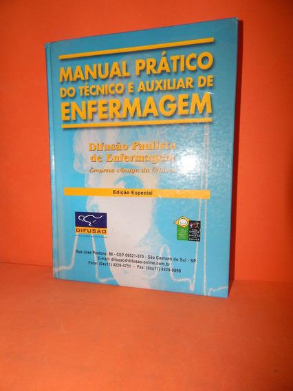 Técnico E Aux. De Enfermagem-manual Prátiico