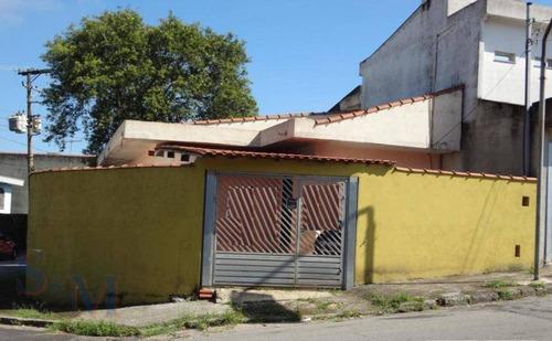 Imagem 1 de 7 de Casa Com 2 Dormitórios À Venda, 76 M² Por R$ 340.000,00 - Parque Erasmo Assunção - Santo André/sp - Ca0822