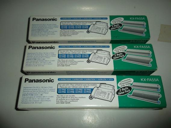 Cartucho De Rollo De Recambio Panasonic Kx-fa55a