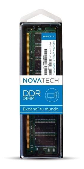 Memoria Ddr 1gb 400 Novatech Blister Cerrado Nuevas