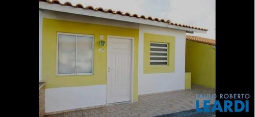 Casa Em Condomínio - Quintais Do Imperador - Sp - 634808