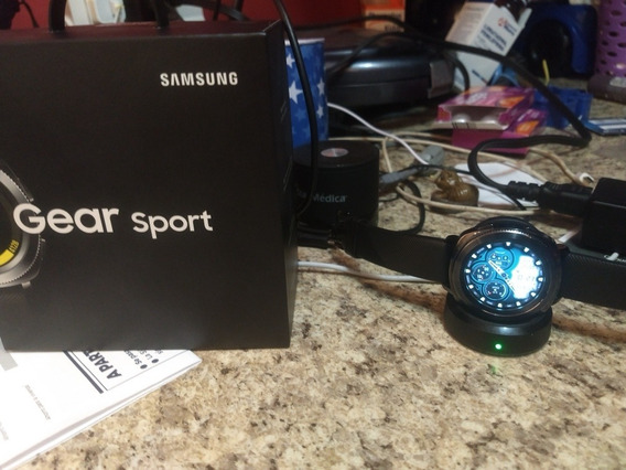 Samsung Gear Sport Excelente Estado