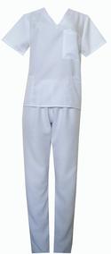 Pijama Cirurgico Unissex Personalizado Bordado