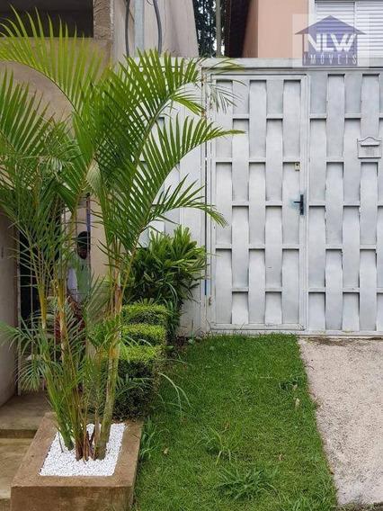 Casa Com 2 Dormitórios À Venda, 125 M² Por R$ 280.0 - Parque Santa Laura - Ferraz De Vasconcelos/sp - Ca0052