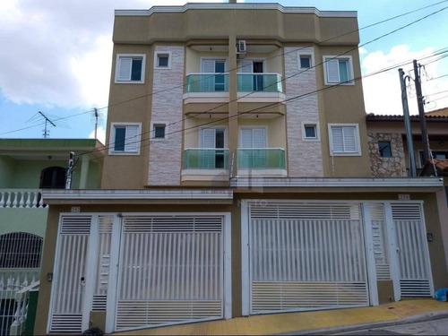 Cobertura Residencial À Venda, Vila Camilópolis, Santo André. - Co0015