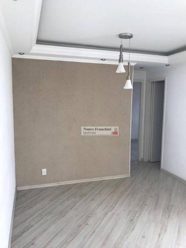 Vila Maria - Zn/sp - Apartamento 2 Dormitórios,1 Vaga - R$ 290.000,00 - Ap6261