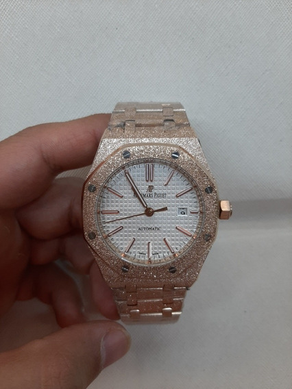 Reloj Automático Royal Oak Audemars Piguet Frosted