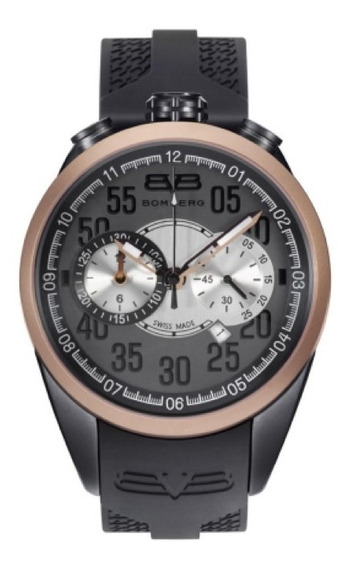 Reloj Bomberg 1968 Suizo 44mm Ns318