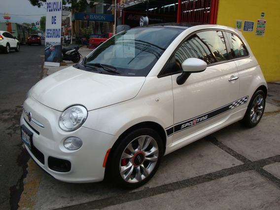 Fiat 500 Sporting 2016