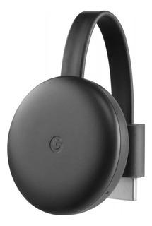 Chromecast 3 Googlr Minitv Con Cargador Original ! En Cuota
