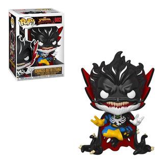 Funko Pop Marvel Venomized Saga Doctor Strange 602 Venom