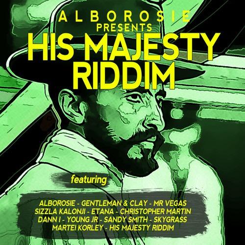 Alborosie Alborosie Presents His Majesty Riddim Lp Us Imp