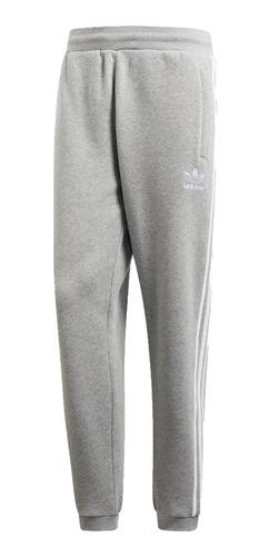 Pantalón adidas Originals Lifestyle Hombre 3-stripe Gris Fuk