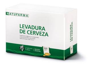 Natufarma Levadura De Cerveza Polivitamínico 100 Comprimidos