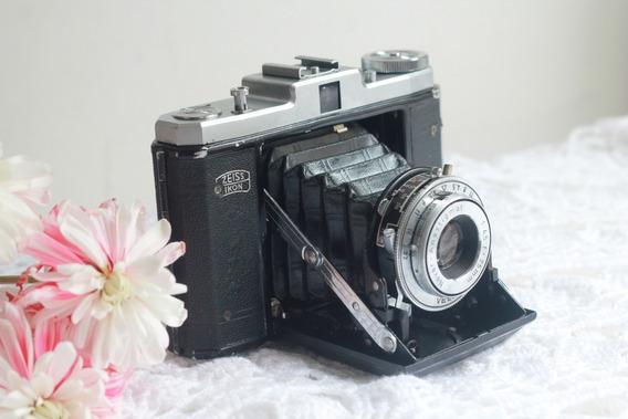Câmera Decoraçåo Nettar Analógica 120mm_sanfona_vintage