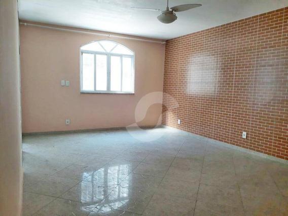 Casa Residencial À Venda, Centro, Niterói. - Ca0665