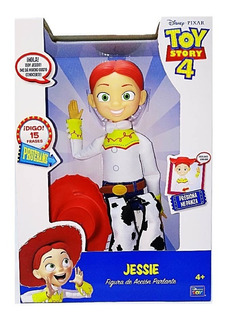 Jessie La Vaquerita Interactiva Original Toy Story 15 Frases