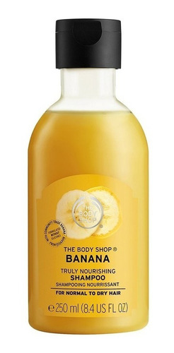 The Body Shop - Shampoo - Banana
