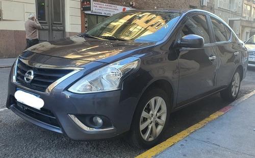Nissan Versa 1.6 Advance 2018