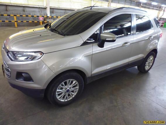 Ford Ecosport Ecosport 2.0