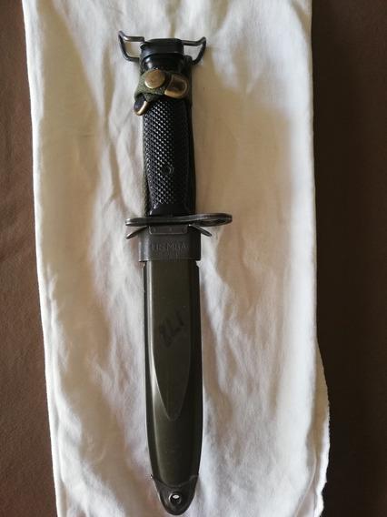 Bayoneta Cuchillo 2da Guerra Mundial