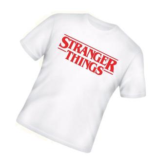 Camiseta Infantil Stranger Things Séries Netflix Kids C148br