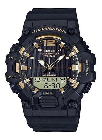 Relógio Casio Illuminator Masculino Hdc-700-9avdf