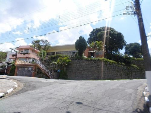 Imagem 1 de 26 de Casa Residencial À Venda, Condomínio Arujazinho Iv, Arujá - Ca0439. - Ca0439