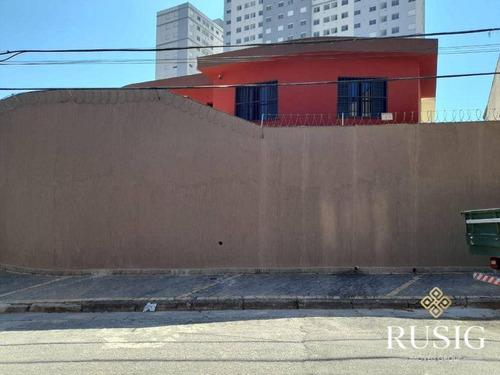 Imagem 1 de 24 de Sobrado Com 3 Dormitórios À Venda, 250 M²- Vila Nhocune - São Paulo/sp - So0997