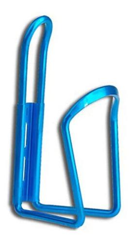 Portacaramañola Tough Aluminio Anodizado Azul - Racer Bikes
