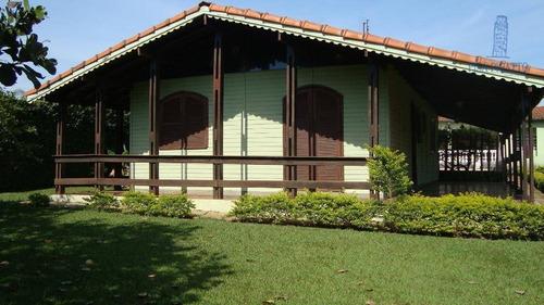 Chácara À Venda, 771 M² Por R$ 650.000,00 - Parque Da Represa - Paulínia/sp - Ch0068