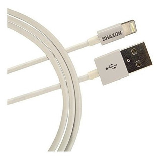 Shaxon Data Cable Para iPhone iPod iPad Retail Packaging 2 M