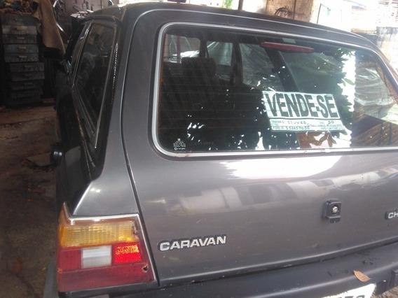 Chevrolet Caravan Ano 90 4 Cilidros Gasolina