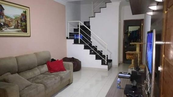 Casa Em Parque São Lucas, São Paulo/sp De 88m² 2 Quartos À Venda Por R$ 395.000,00 - Ca328162