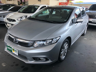 Honda Civic Sedan Lxr 2.0 Flexone 16v Aut. 4p Flex Manual