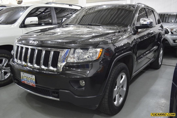 Jeep Grand Cherokee Limited 4x4 Multimarca