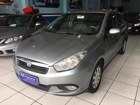 Fiat Grand Siena Attractive 1.4 8v (flex) Flex Manual