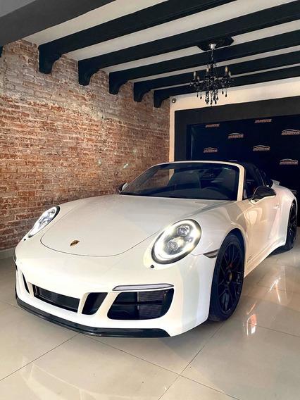 Porsche 911 3.0 Carrera Targa 4 Gts Mt 2017