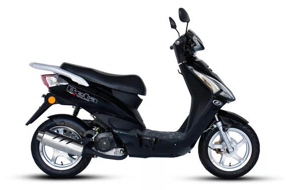 Scooter Beta Arrow Scooby 80 Ahora 12 Suzukicenter
