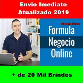 Fórmula Negocio Online - Alex Vargas - Atualizado 2019