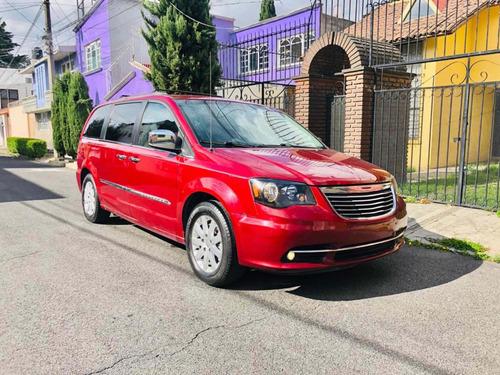 Imagen 1 de 15 de Chrysler Town & Country 2013 3.6 Limited Mt