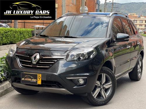 Renault Koleos Privileg 2.500cc A/t 6ab Fe Sun Roof 4wd 2015