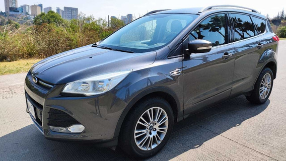 Ford Escape 2015 Trend Advance Piel Factura Ford Reestrenala