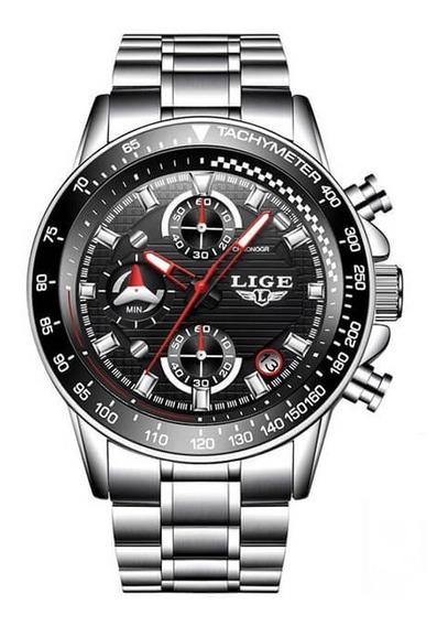 Relógio Lige Masculino Luxuoso